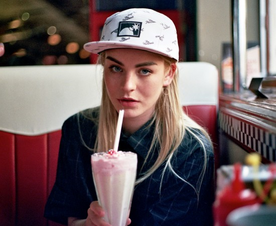 The Hundreds Summer 2014 shot By The Level